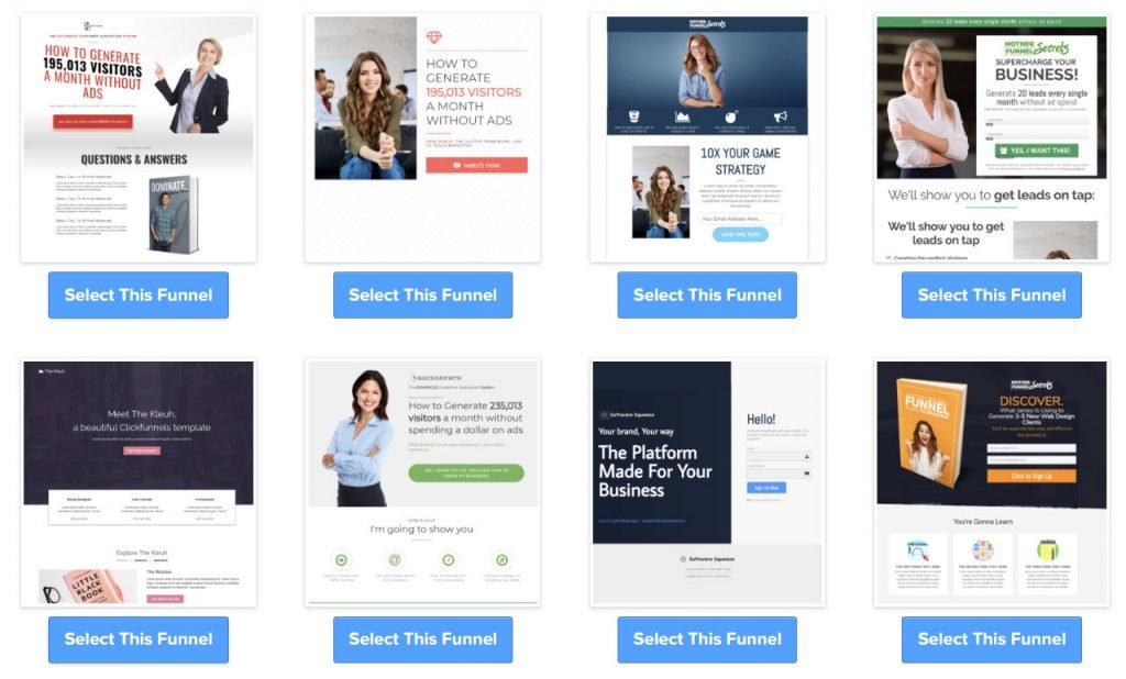Best Squeeze Page Builder For Real Estate